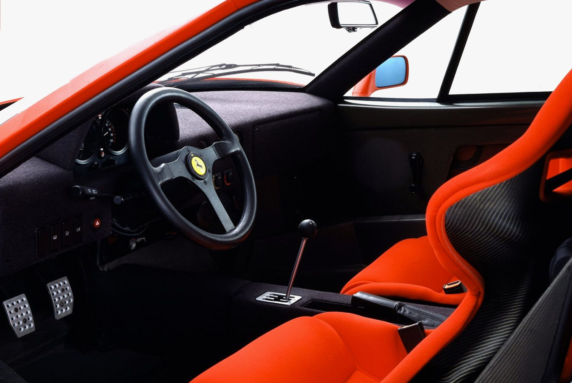 The 15 Best Designed Car Interiors Of All Time