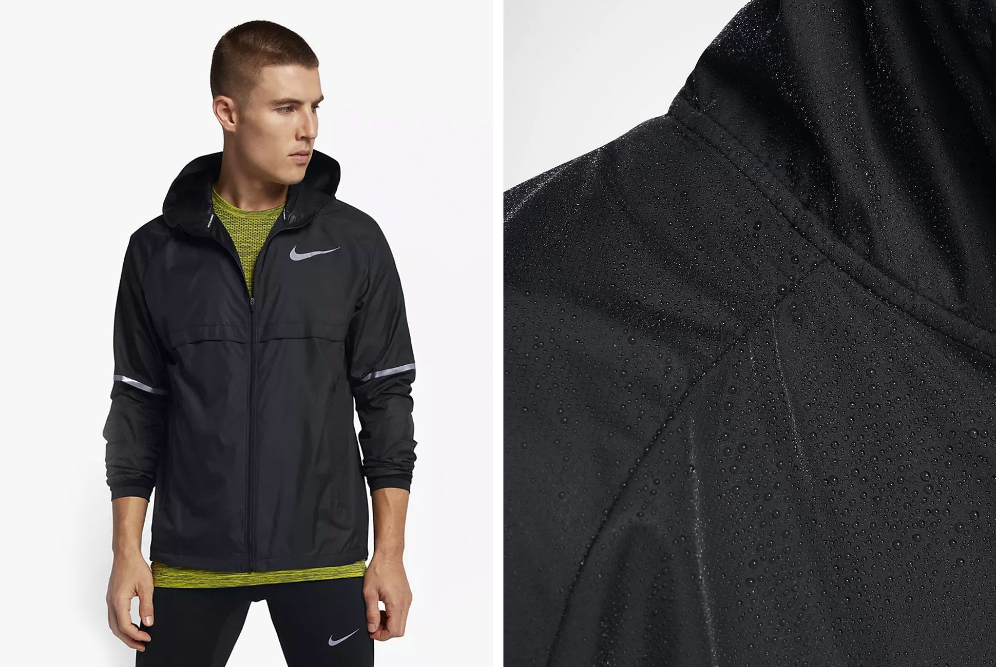 entidad Whitney Terminología  The Best Jackets For Running in the Rain