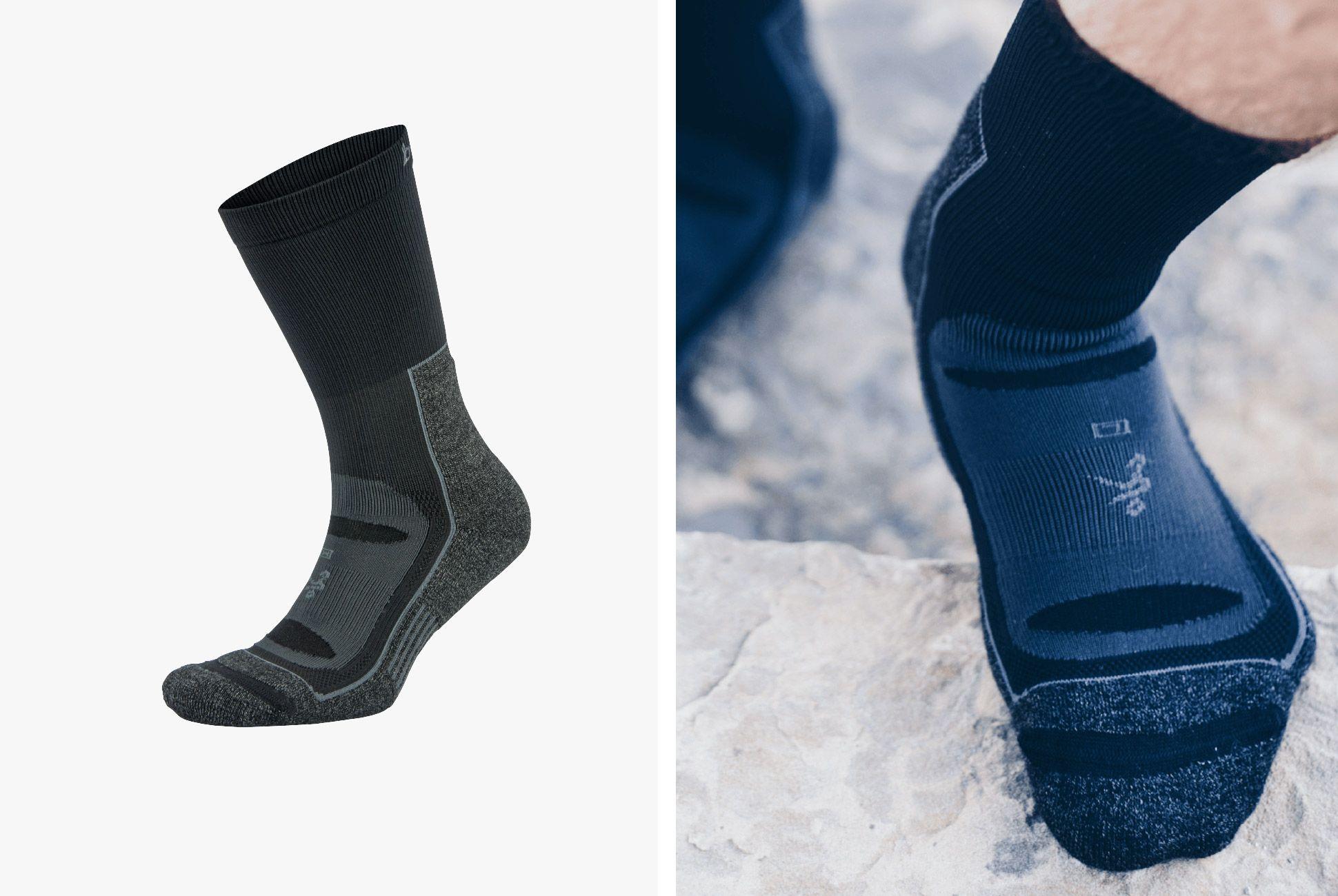 Balega's Blister Resistant Socks Have a
