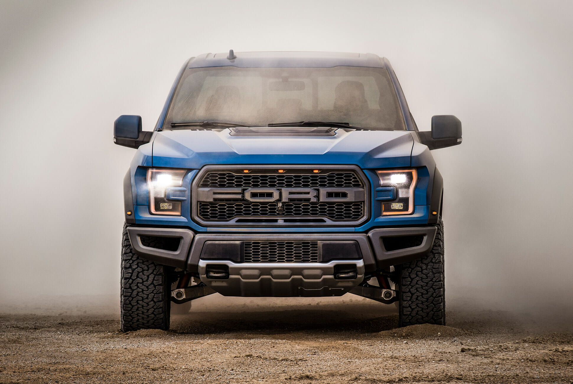 Rumor Has It The Ford Raptor Is About To Get Even More Awesome