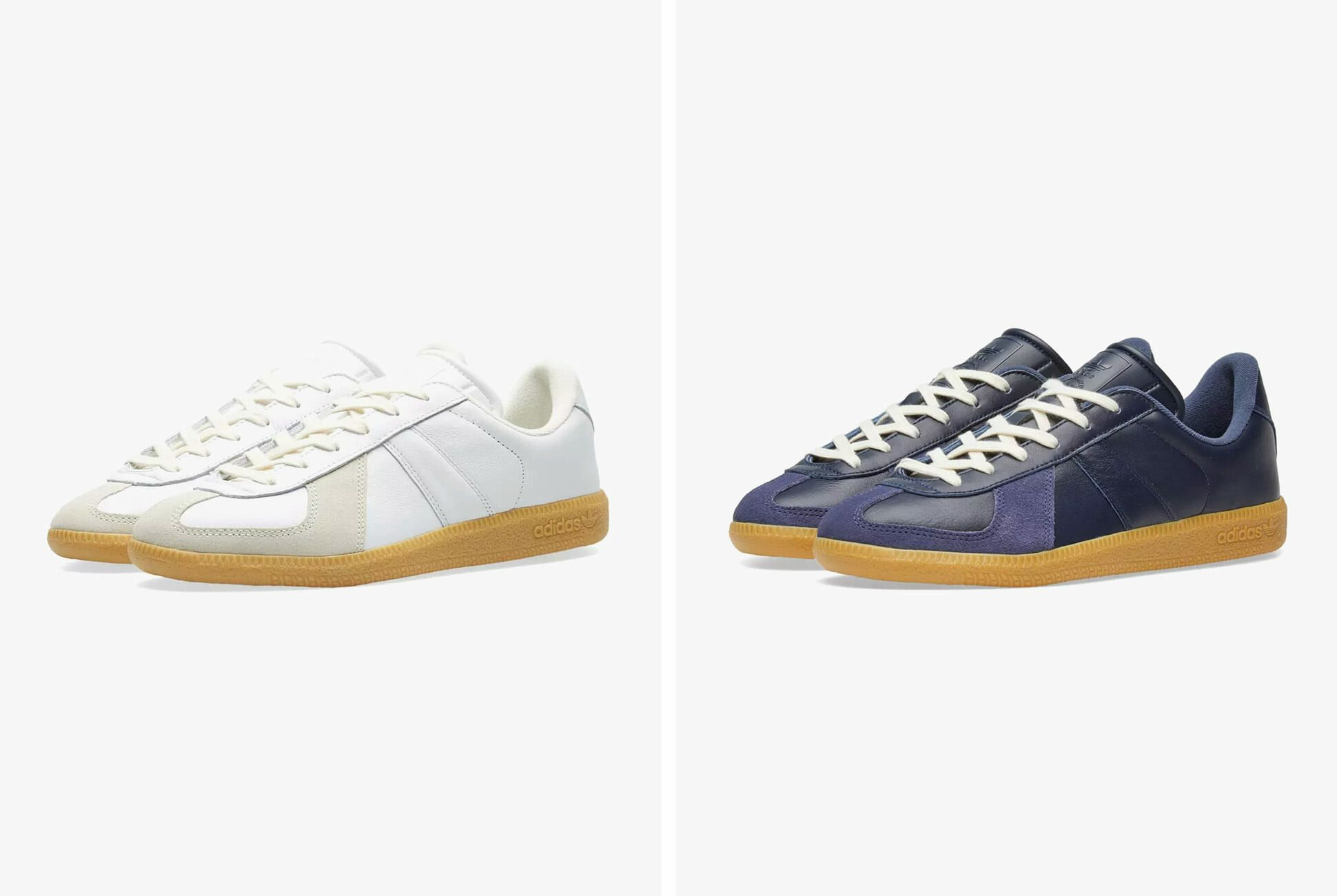 These Vintage-Inspired Trainers from Adidas