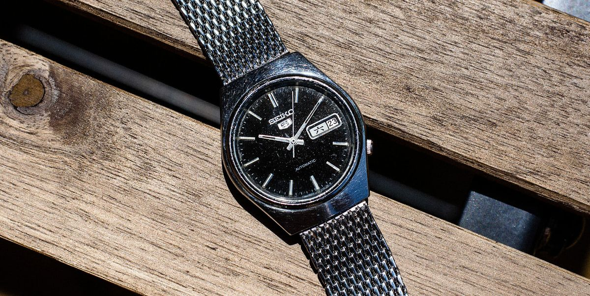 The Joys of the Dirt-Cheap Watch
