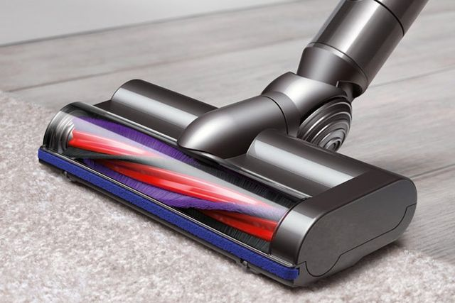 dyson v6 origin cordless stick vacuum gear patrol lead feature