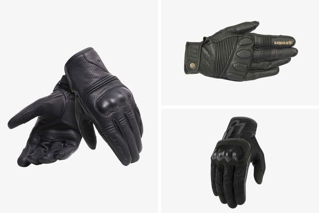 motorcycle gloves for summer