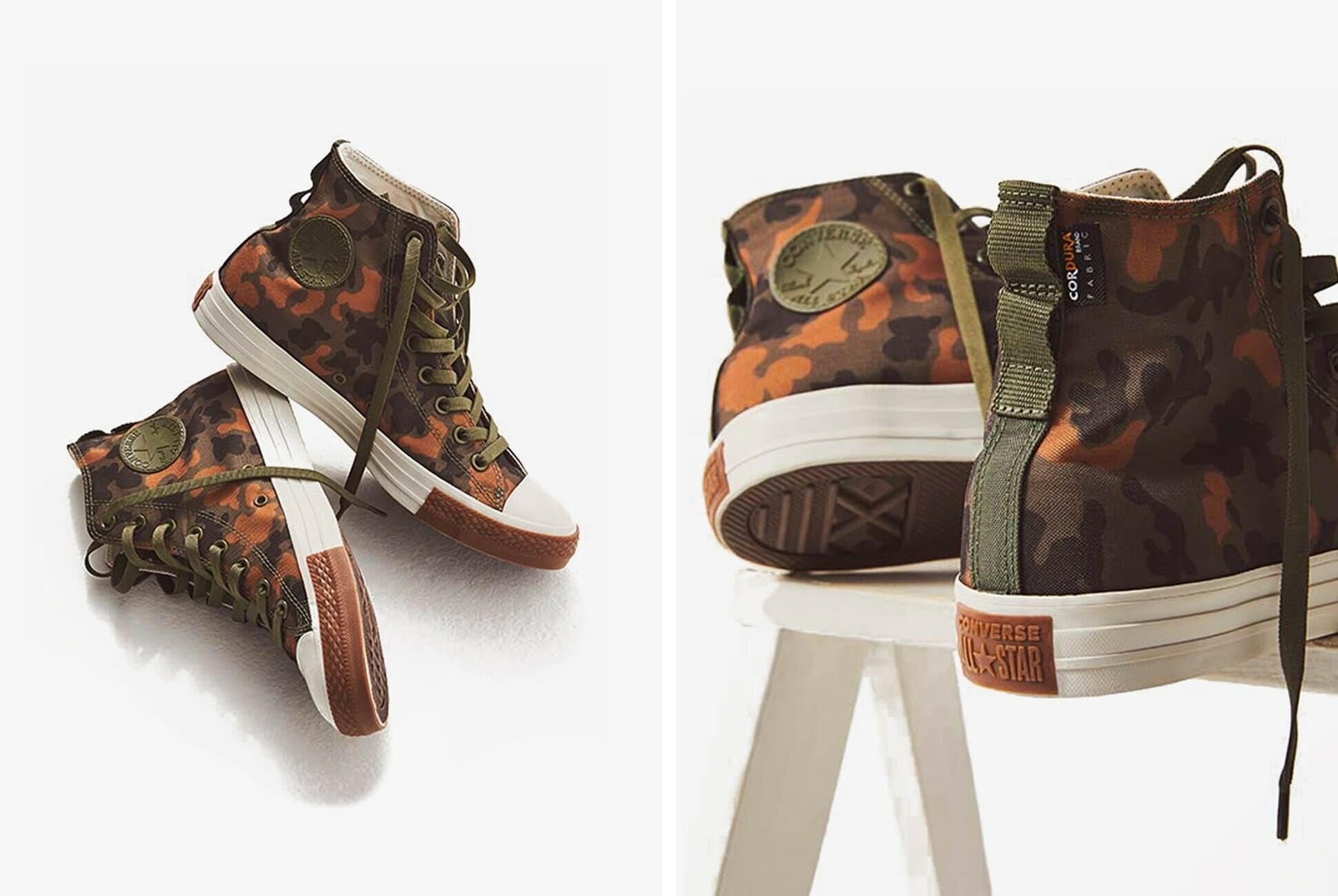 The New Chuck Taylors Are