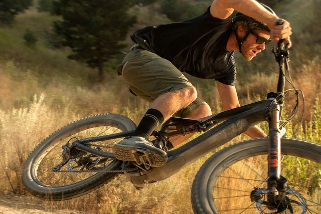 Are Electric Mountain Bikes Ruining Trail Systems?