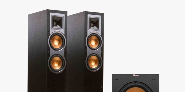 Klipsch's Excellent Entry-Level Home Theater System Is 50% Off