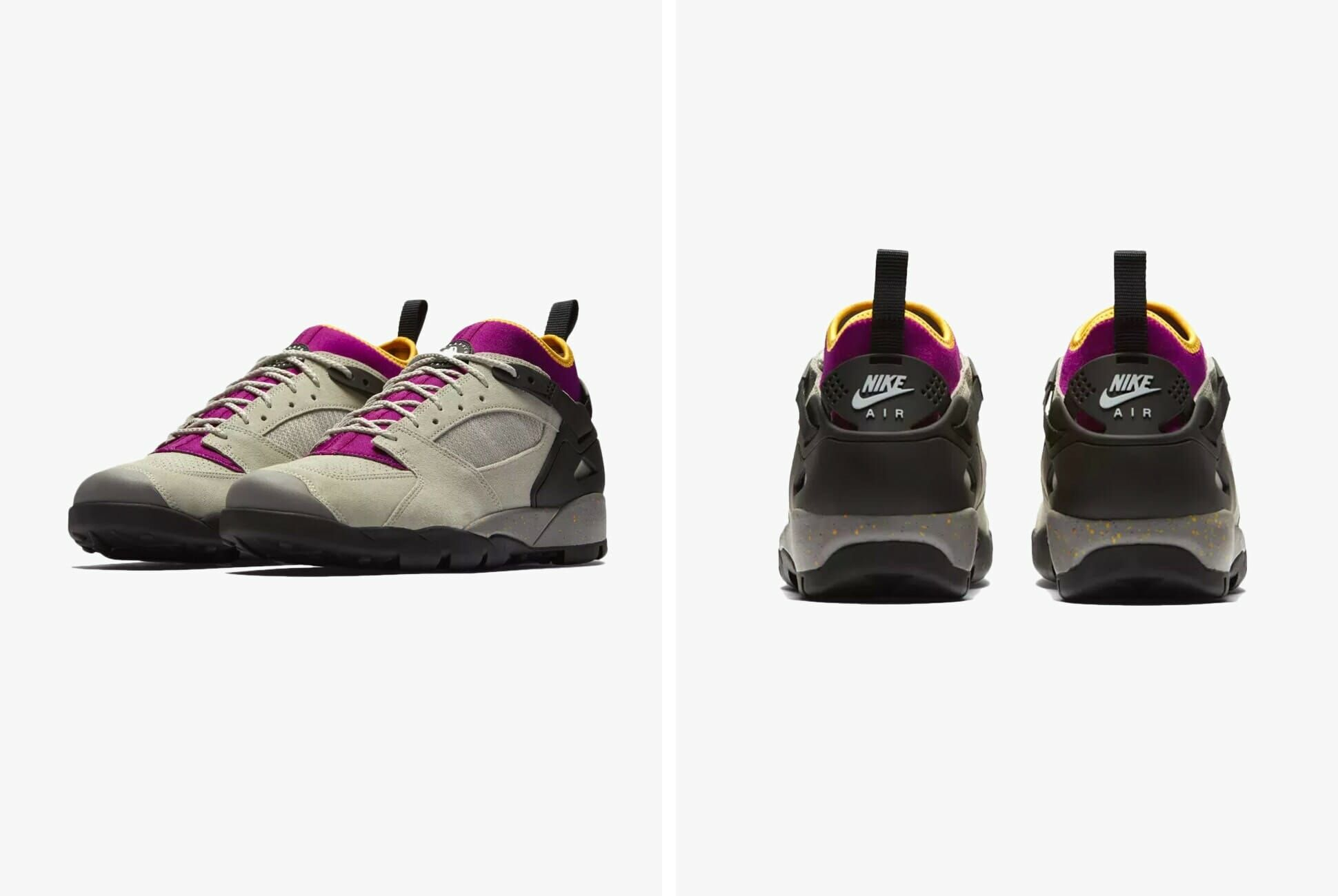 Nike's Brand New Outdoorsy Sneaker Is