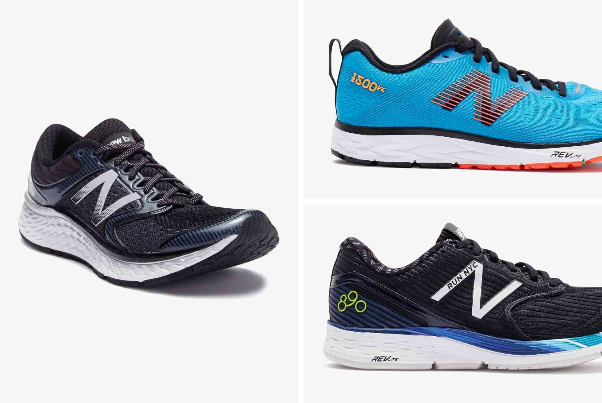 Some of New Balance's Top Running Shoes