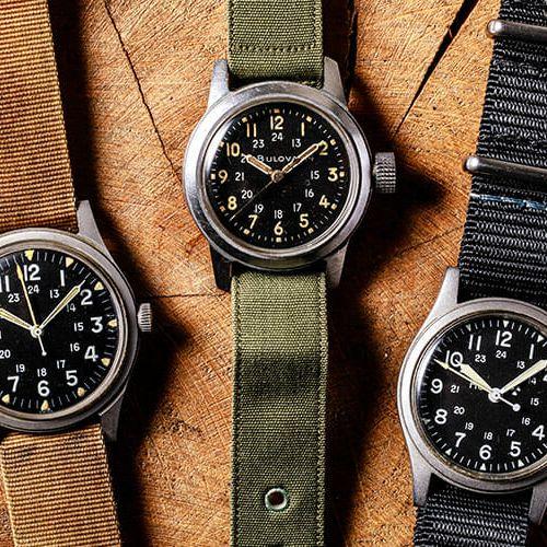 joys of a cheap american military watch gear patrol lead feature