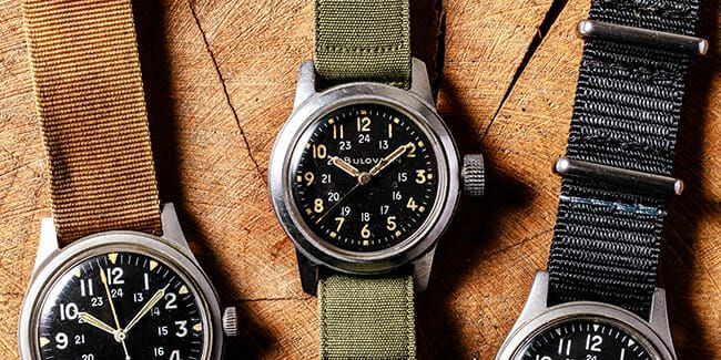 Joys of the Cheap American Military Watch