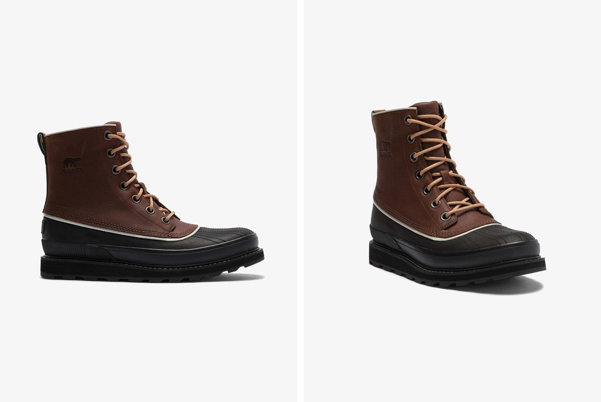 These Waterproof Fall Boots from Sorel