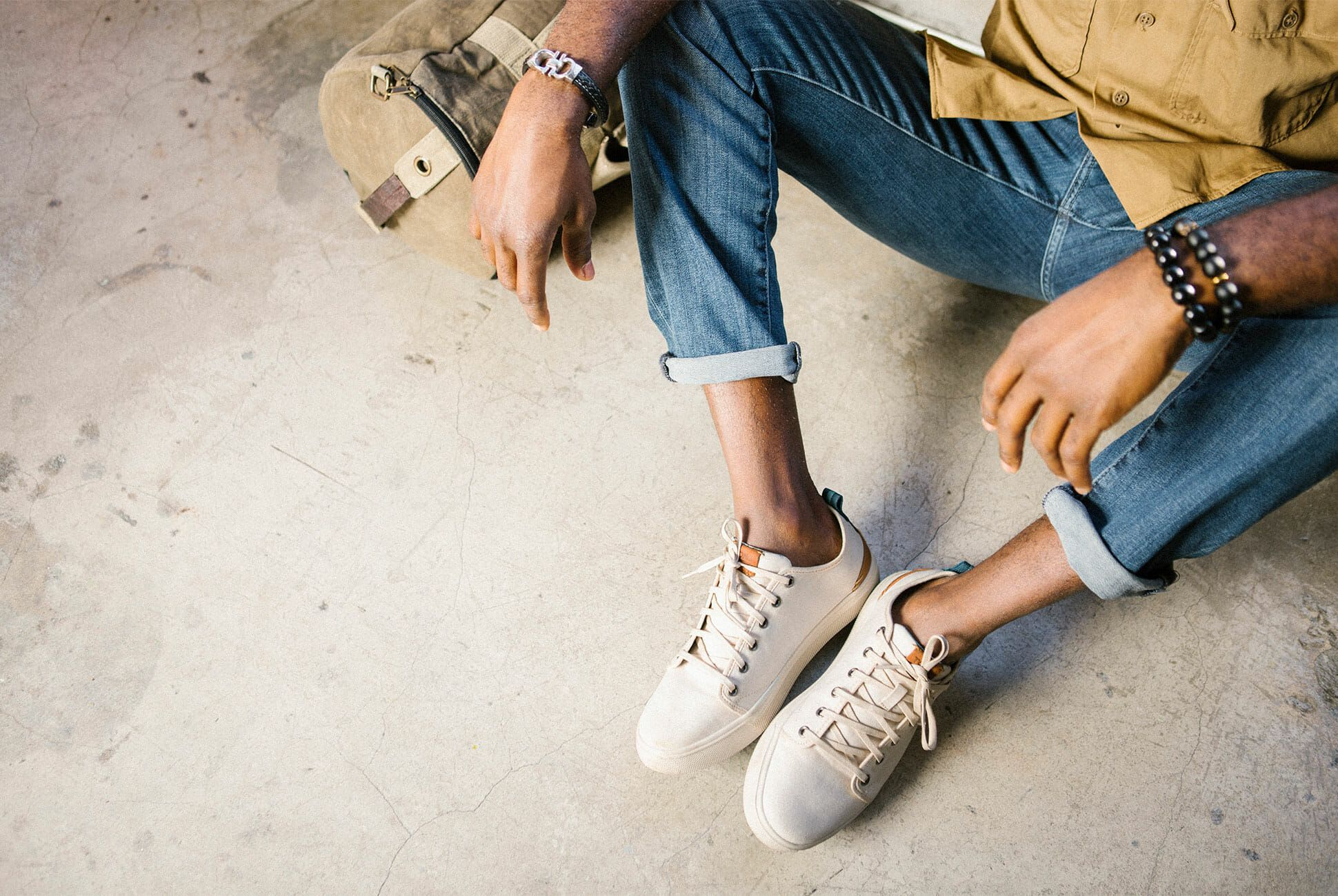 The Super Light Casual Sneaker That Can