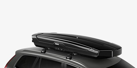This Discounted Thule Cargo Box Will Save You Money And Space