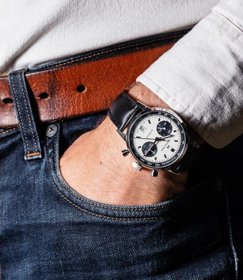 Hamilton Intra Matic Auto Chrono Review A Perfect Panda Dial