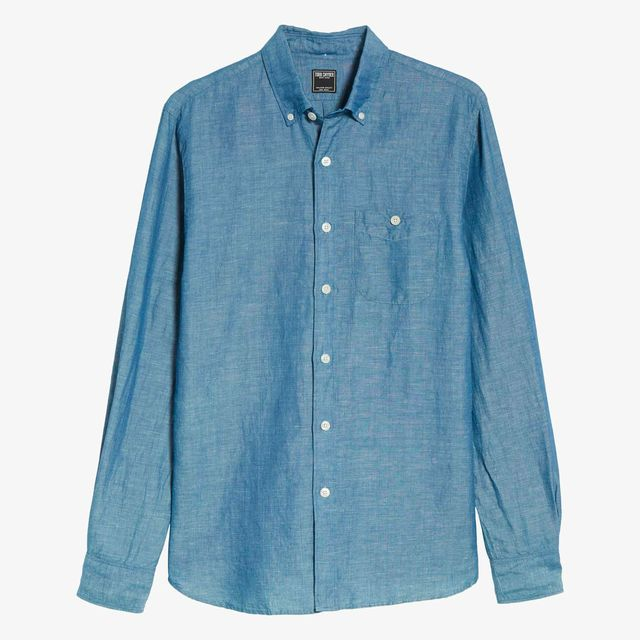 Todd-Snyder-Chambray-Shirt-Deal-Gear-Patrol-Lead-Full