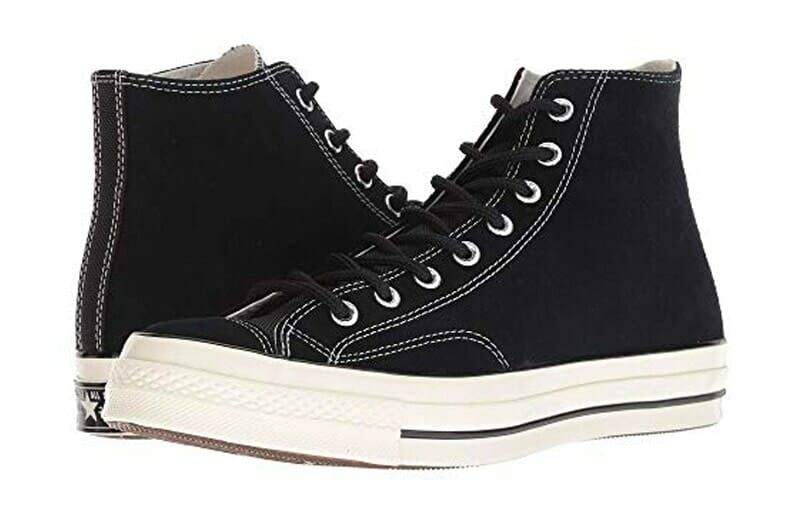 These On-Sale Suede Converse Sneakers