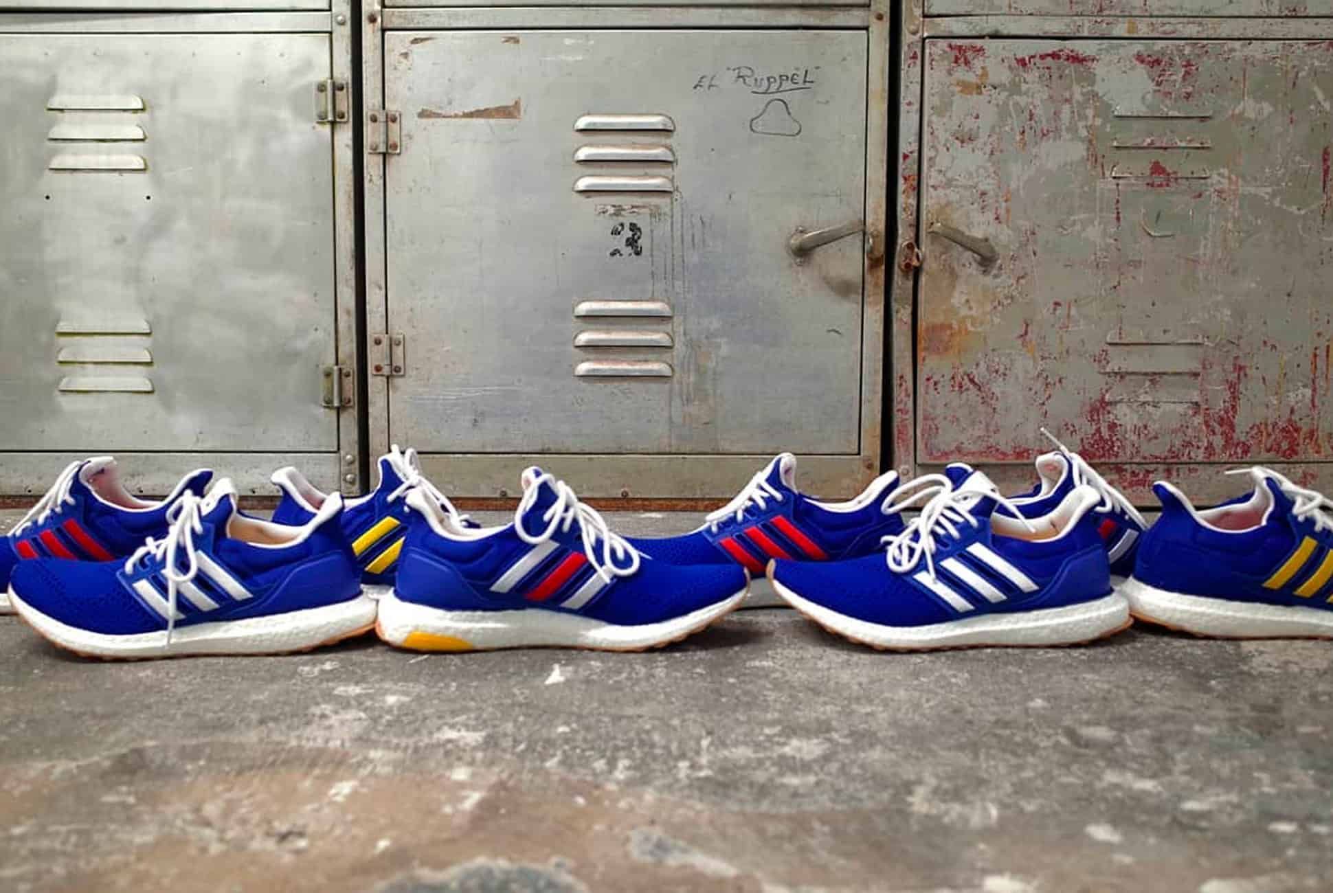Adidas and Engineered Garments Are