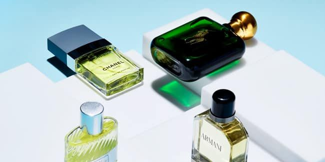The Best Men's Fragrances from 1950 to Today