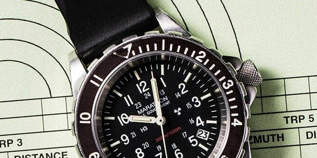 Out of Iraq: The Story of an Issued Military Watch