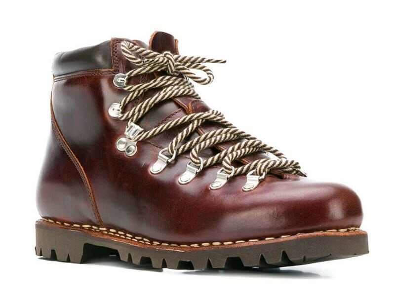 Vintage-Inspired Hiking Boots for the