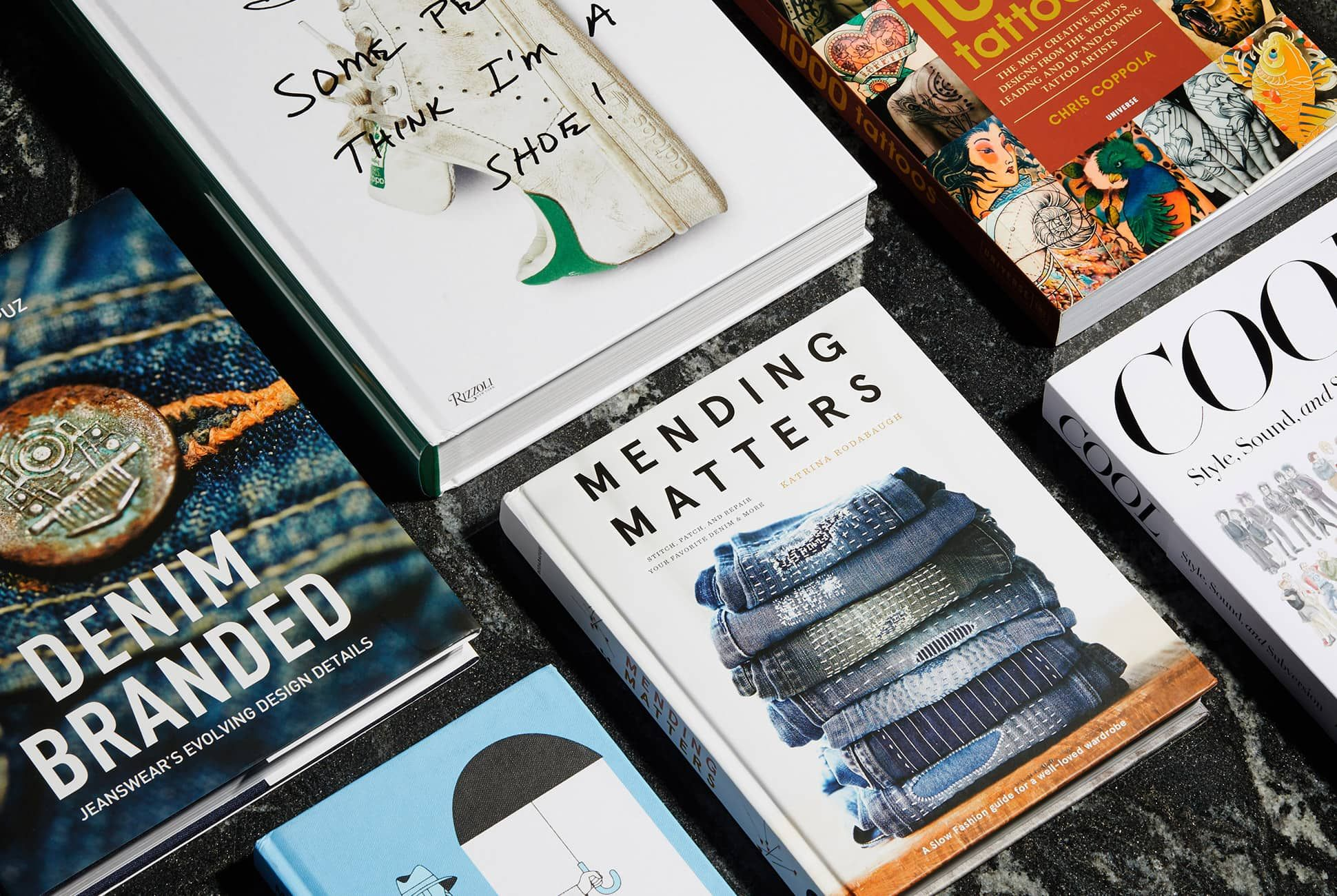 The 13 Best Men S Style Books Bull Gear Patrol