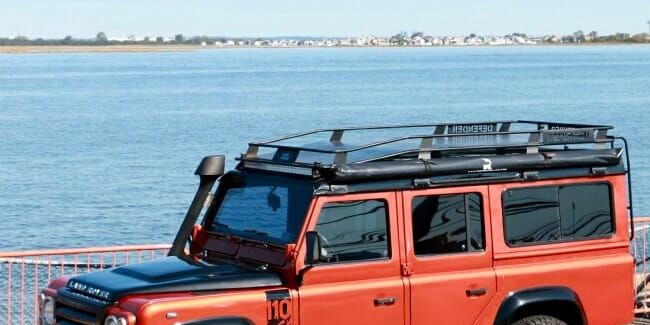 An Ex-Government Land Rover is All the Defender You'll Ever Need