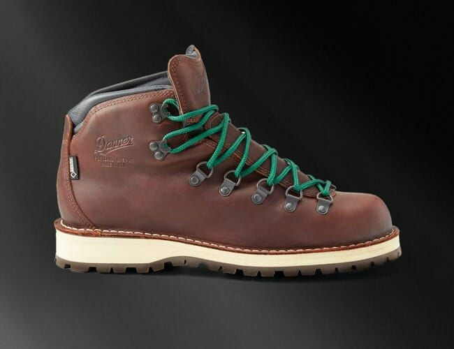 Danner's American-Made Leather Boots