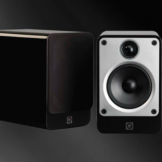 black friday gear patrol Q Acoustics Concept 20 Speaker full lead
