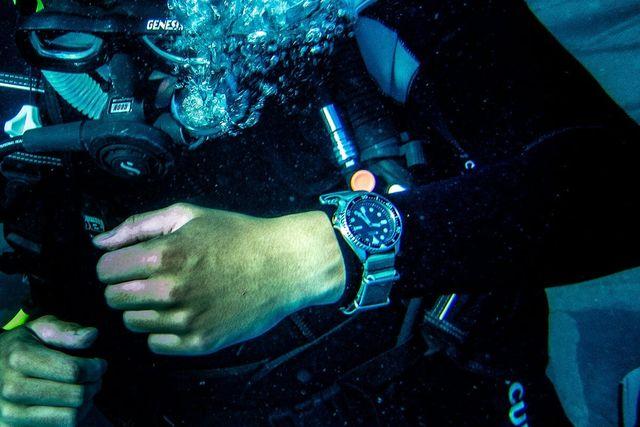 scuba diving with seiko skx007 gear patrol lead full