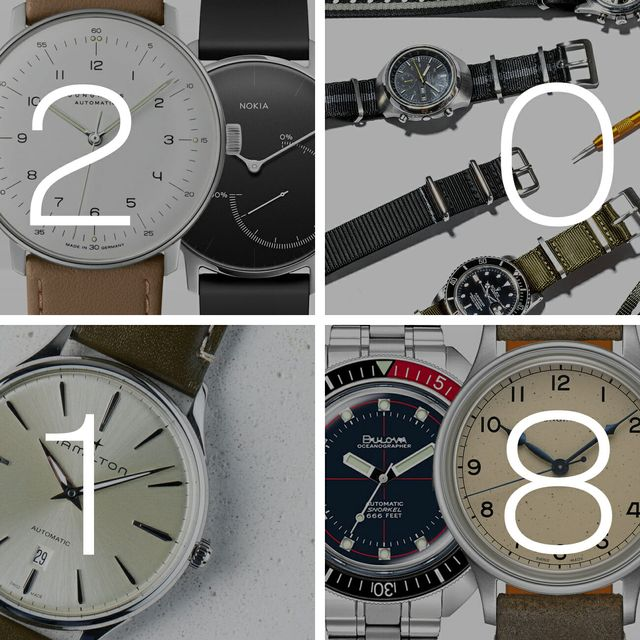 The Best Watch Buying Guides of 2018 gear patrol full lead