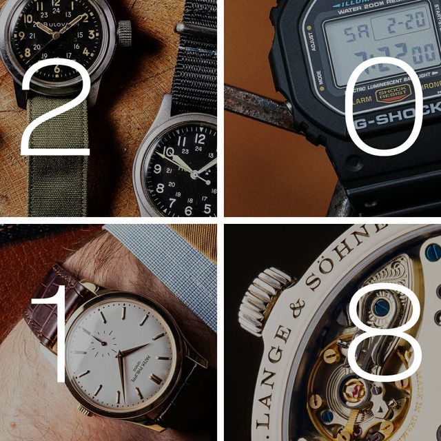 The Best Watch Features of 2018 gear patrol full lead