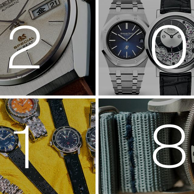 The Most Popular Watch Stories of 2018 gear patrol full lead