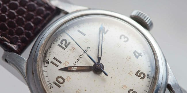 This Vintage Longines Watch Is the Essence of the Purpose-Built, Time-Only Timepiece