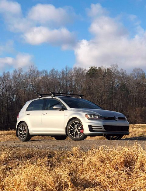 The 2016 2019 Vw Golf Gti May Be The Best Ever Bull Gear Patrol