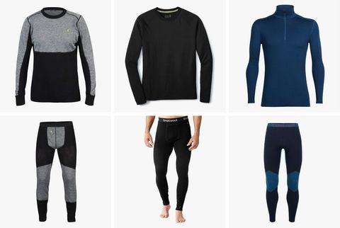 The 21 Best Base Layers Of Winter 2019