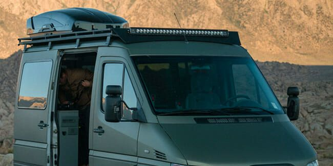How to Navigate #Vanlife Problems with Your Partner