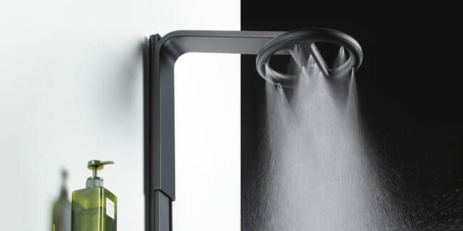 What If Apple Made a Shower Head? Meet the Nebia 2.0