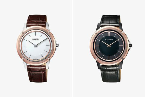 12-Great-Dress-Đồng hồ-thiết bị-tuần tra-Citizen-Eco-Drive-One
