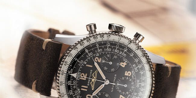 The History of the World's Most Famous Pilot's Watch