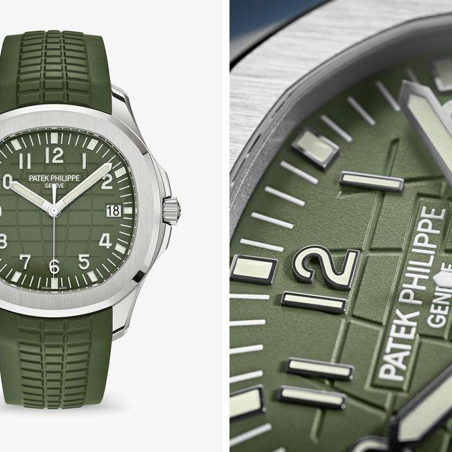 Patek-Philippe-Aquanaut-5168G-010-Khaki-Green-gear-patrol-lead-full