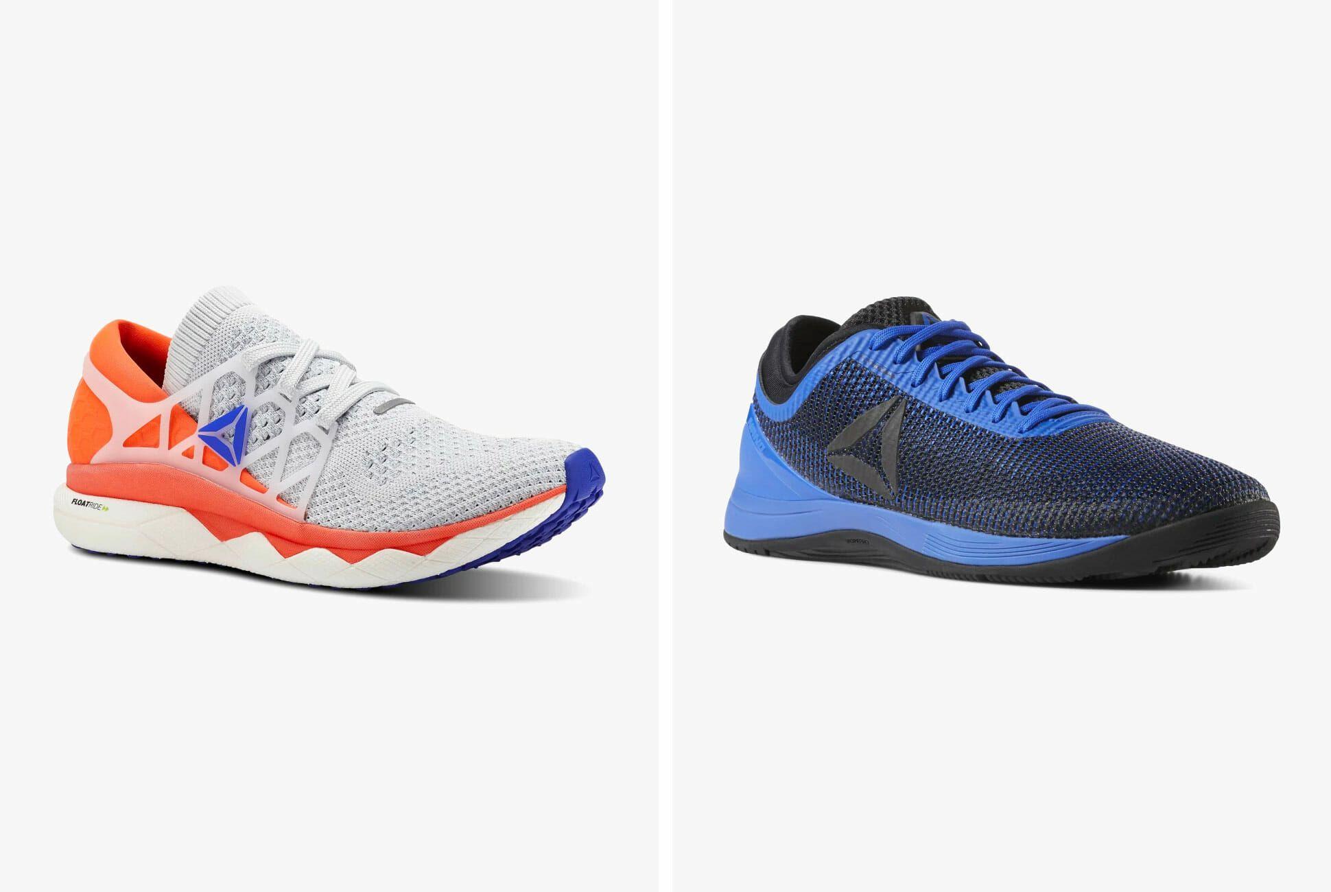 Reebok's Best-Selling CrossFit Shoes
