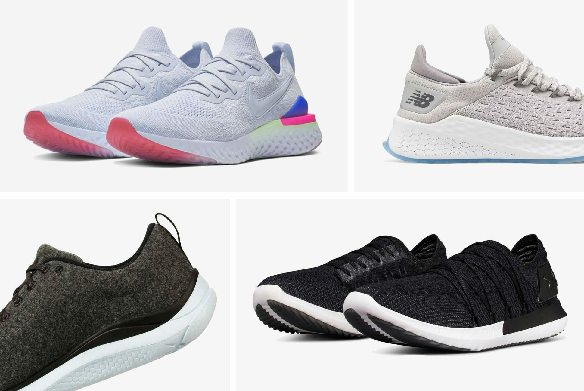 lightest sneakers 2019