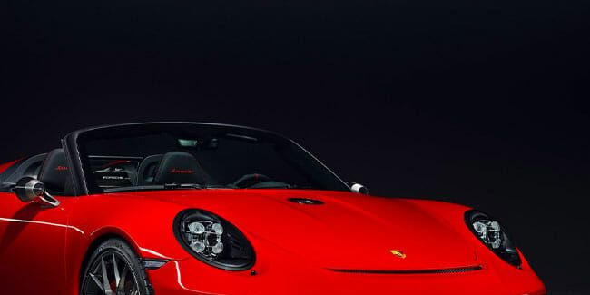 This Super-Sexy Porsche 911 Speedster Is About to Hit the Streets
