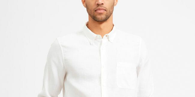 Everlane's Popular Linen Shirt Is Perfect for Spring and Summer