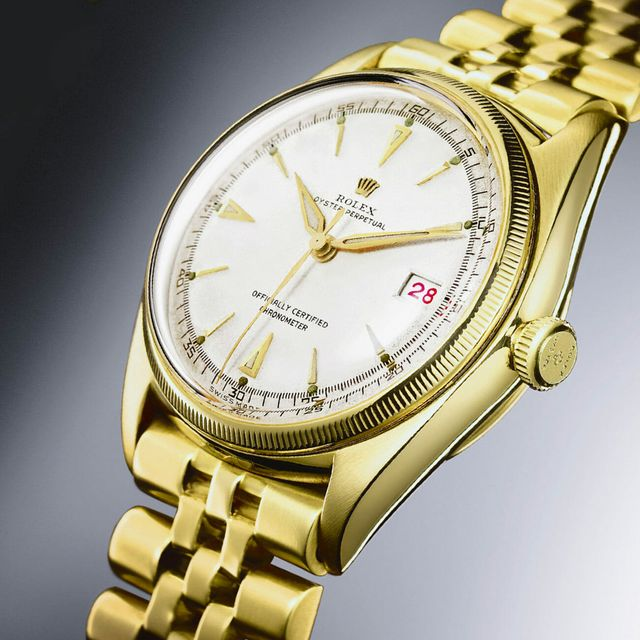 how rolex and the date window changed the face of watches