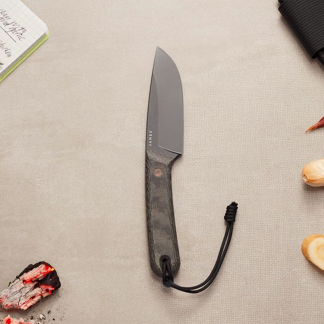 This Is The Fixed Blade Knife To Make You Want A Fixed Blade Knife