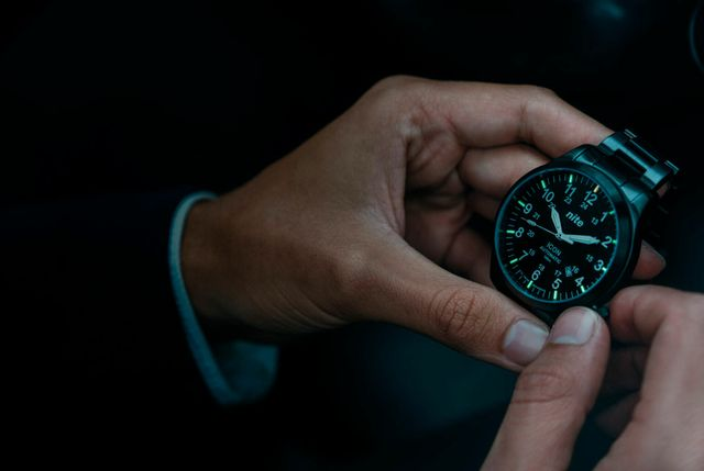 these are the 5 best tritium illuminated watches gear patrol lead full
