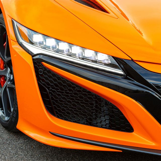 acura nsx type r october reveal fast