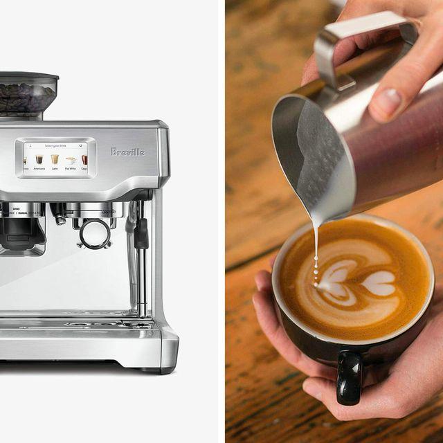 breville bes880bss barista touch espresso maker gear patrol full lead